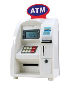 Another great find on #zulily! My First ATM Toy #zulilyfinds