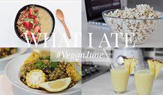 paella What I Ate #VeganJune 11 (Vegan/Plant-based)    JessBeautician