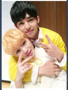 Woozi and S. Coups!