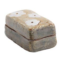 Small Ceramic Box by Hun-Chung Lee