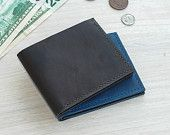 Leather Wallet Minimalist