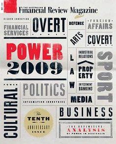 Australian Financial Review: Power List - Grids - SPD.ORG - Grids