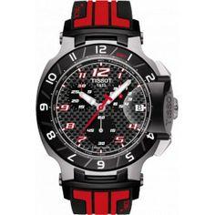 T0484172720701 - Montre Tissot T Race Bicolore sur Chic Time : http://www.chic-time.com/montres-homme/41784-montre-homme-tissot-t0484172720701-7611608266229.html