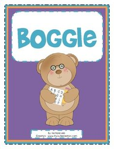 An entire year of Boggle...36 games or 1 per week