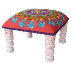 Natun Footstool. Cute