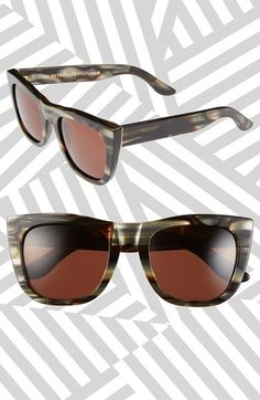 SUPER by RETROSUPERFUTURE® 'Gals Acqua Santa' 52mm Sunglasses available at #Nordstrom