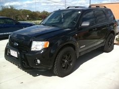 2008 ford escape brush guard - Google Search
