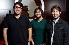 Equipe de criação agora conta com Lucas Reis, Ricardo Sarno e Pedro Lazéra
