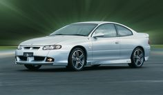 HSV GTO Coupe. 255Kw/475Nm. 622 produced.
