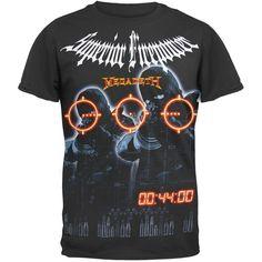 Megadeth - Superior Firepower T-Shirt