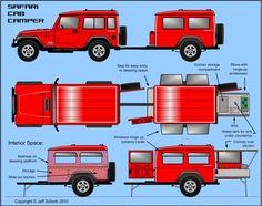 Bolt-together fiberglass Jeep-tub trailer kit - Page 4 - JeepForum.com