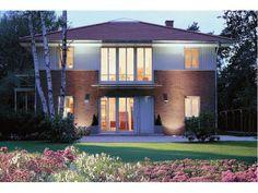 Stadtvilla mit anbauten einfamilienhaus von haacke haus for Stadtvilla modern einrichten