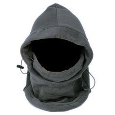 Onetigris ao ar livre de lã aquecedores capa Balaclava pescoço máscara quente para viagem Camping