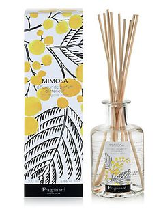 Mimosa Room Fragrance Diffuser 200ml M&S