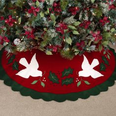 christmas tree skirts | Christmas Tree Skirt | Cheap Filing Cabinets