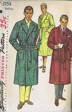 crafts for men sewing patterns on 1950s vintage sewing 1758