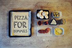 Pizza for dummies (Danish)