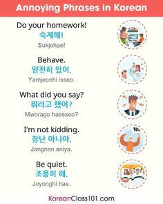 690 Best korean language images in 2019 | Korean language