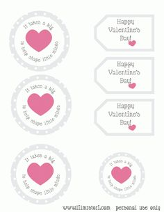 Valentine Gift for Teacher + Printable | Tori Grant Designs