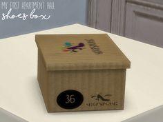 Nikadema My First Apartment Hall Shoes Box