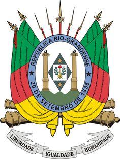 Rio Grande do Sul. Brasão.