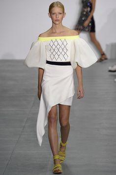 David Koma - Spring 2017 Ready-to-Wear