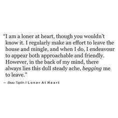beautaplin's photo: Loner at heart. // my books Playing With Fire and The Wild Heart are available via the link on the home page xo Love Beau