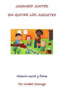 Autismo 0 - Juego 8. Historias sociales: juntos sin quitar juguetes :El sonido de la hierba al crecer