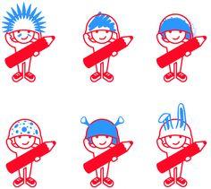 the_red_pencil_logo_variaciones