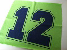 T Shirt Logo  Lime 12 by IdleHandsYarnSupply on Etsy, $1.50