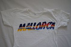 Vintage 1970's - Spanish T-Shirts - size 44 Mallorca women's s/m by TheMercerStreetHouse on Etsy