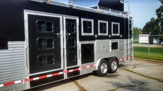 Dog boxes Dog Trailer, Utility Trailer, Horse Trailers, Custom Trailers, Trailers For Sale, Aluminum Trailer, Dog Items, Dog Carrier, Hunting Dogs
