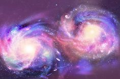 The ballistics of galactic shrapnel show that the Milky Way has already crashed into its giant neighbour, Andromeda – but if that's right, physics is wrong