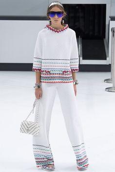 Chanel - PFW - verão 2016