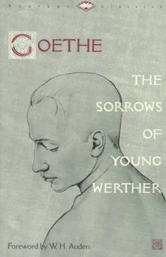 The Sorrows of Young Werther: And, Novella (Vintage Classics)