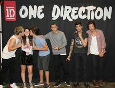 Liam, Zayn, Harry are so jealous
