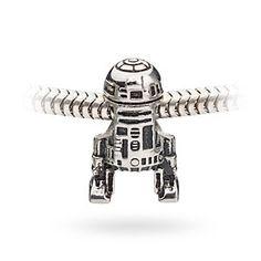 Star Wars R2-D2 Charm Bead   ThinkGeek