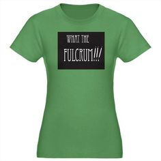 this makes me a dental hygiene nerd, but eh, oh well! I have this shirt in blue!