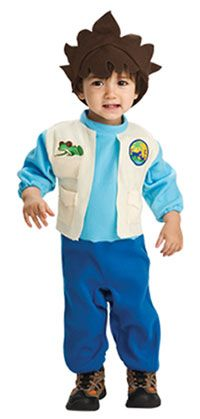 Diego Costume bébé - Baby Costumes