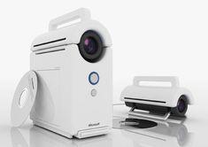 Portable PC Theater » Yanko Design