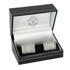 Manchester United Personalised Cufflinks