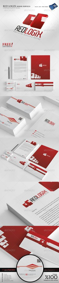 Realistic Graphic DOWNLOAD (.ai, .psd) :: http://vector-graphic.de/pinterest-itmid-1004119132i.html ... RedLogix Hosting - Corporate identity ...  hosting, hosting corporate, hosting corporate identity, reseller  ... Realistic Photo Graphic Print Obejct Business Web Elements Illustration Design Templates ... DOWNLOAD :: http://vector-graphic.de/pinterest-itmid-1004119132i.html