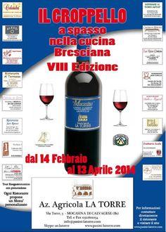 Soiano del Lago: Il Groppello nella Cucina Bresciana 2014 @GardaConcierge