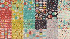 Ninja Cookies Fat Quarter Bundle - Jenn Ski - Moda Fabrics — Missouri Star Quilt Co.