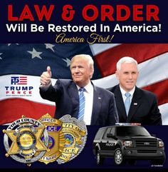 We Support Donald Trump for President of the United States of America 2016