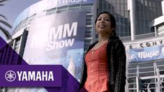 Passion for Music [ Megan's Story ] Namm Show, Many Faces, Music Music, Yamaha, Broadway Shows, Feels, Passion