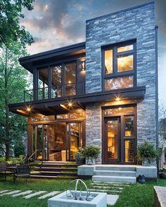 "12.5k Likes, 49 Comments - Architecture & Design (@architectanddesign) on Instagram: ""Lake Calhoun Residence by JK & Sons. Location: #Minneapolis #Minnesota #USA #architectdesigne"""