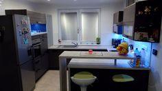 Poradca: Morvayová Katarína - kuchyňa CARMEN Corner Desk, Furniture, Home Decor, Corner Table, Decoration Home, Room Decor, Home Furnishings, Home Interior Design, Home Decoration