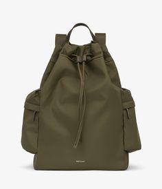 AVENA - OLIVE - diaper bags - handbags