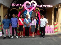 welcame gate.. valentine day... by OMK